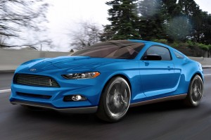 Ford Mustang Future