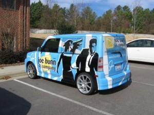 Window Decals And Wraps Custom Car Wraps - Custom car decal advertising