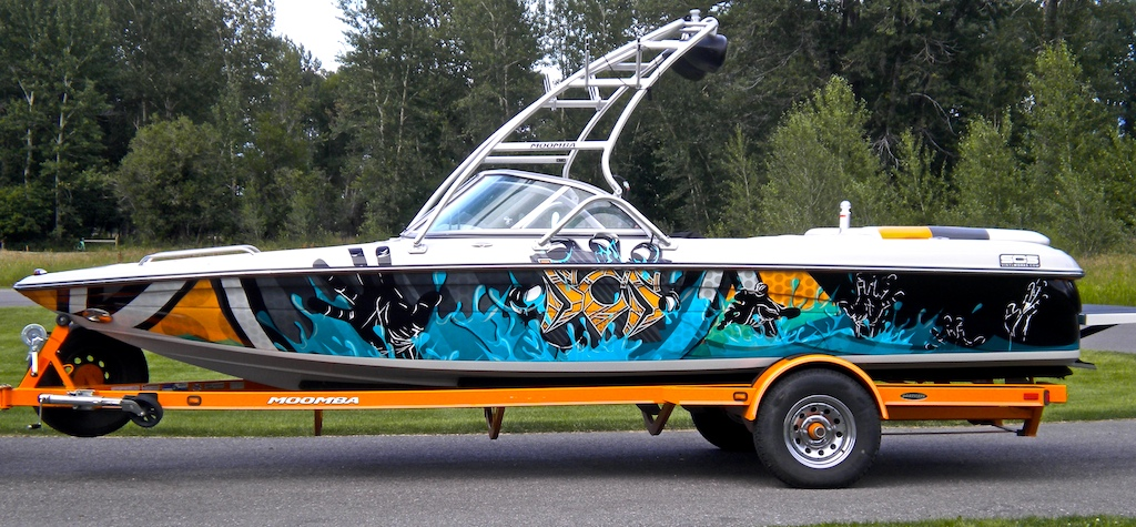 full boat wrap