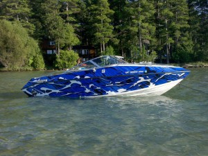 Design Your Own Boat Wrap Online - Cool boat decals