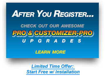 Custom Car Wraps Affiliates - After You Register Check Out Our Upgrades